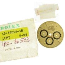 Rolex Rolex Daytona El Primero Gold Luminova
