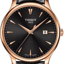 Tissot T-Classic Tradition mit Diamanten T063.610.36.086.00