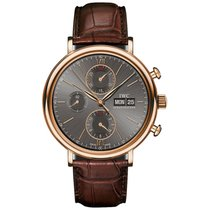 IWC Portofino Chronograph ROSE GOLD
