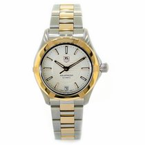 TAG Heuer Ladies Aquaracer Steel & Rose Gold WAP2350.BD0838
