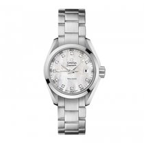 Omega Seamaster Aqua terra  Stainless Steel Ladies watch...