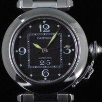 Cartier Pasha C Big Date 2475 Steel Automatic