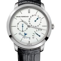 Girard Perregaux 1966 Annual Calendar Equation Of Time 18K...
