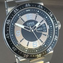 Oris — Williams F1 Team Day-Date Men's Automatic Watch —...