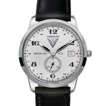 Junkers Herrenuhr Flatline Kleine Sekunde, 6334-4