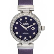 Omega De Ville Ladymatic Co-Axial 34 MM Automatic Ladies Watch...