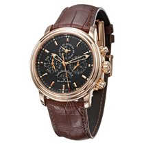Blancpain Men's Leman Perpetual Calendar Watch