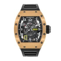 Richard Mille RM030 Rose Gold Automatic with Declutchable Rotor