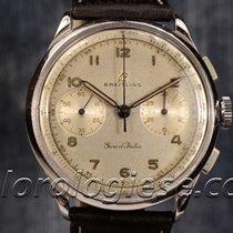 Breitling Giro D'italia Ref.1190 Vintage 1950`s 38 Mm...