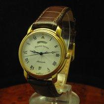 Maurice Lacroix Pontos Gold Mantel / Edelstahl Automatic...