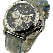 パネライ (Panerai) PAM00121 PAM 121 - Luminor Chronograph in...