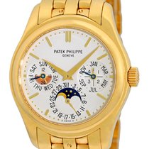 Patek Philippe Gent's 18K Yellow Gold  Grand Complication...