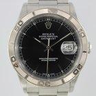 Rolex Datejust 16264 Thurnograph #K2753 TOP Zustand, Box, Papiere