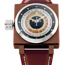 Azimuth King Casino Auto Swiss Watch 3d Roulette &...