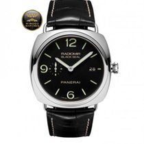 Panerai - RADIOMIR BLACK SEAL 3 DAYS AUTOMATIC ACCIAIO - 45M
