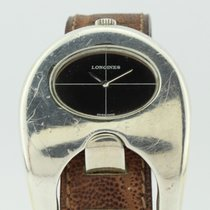 Longines by Serge Manzon Ref.5019 Silver Manual Winding