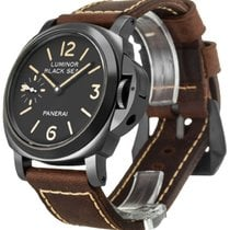 Panerai Officine Panerai Luminor Acciaio · Daylight 8 days and...