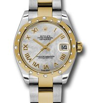 Rolex 178341 Oyster Perpetual Datejust 18K Pink Gold  Watches