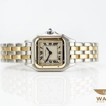 Cartier Panthère Ref: 166921 Stahl / Gold