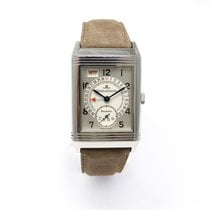 Jaeger-LeCoultre Reverso Grand Taille Day date Edelstahl...