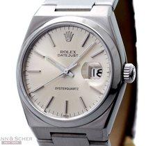 Rolex Vintage Oysterquartz Datejust Ref-17000 Stainless Steel...