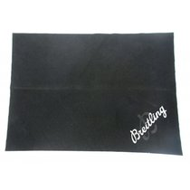 Breitling Black Silk Cleaning Cloth 155mm/120mm