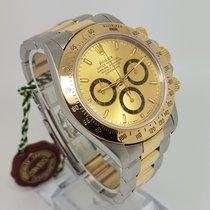 Rolex Daytona Zenith Movement Gold Steel 116523