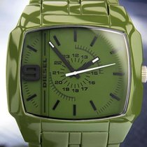 Diesel Only The Brave Mens Collector Jumbo Model Army Green...