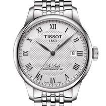 Tissot Le Local T0064071103300 Powermatic 80 Automatic Silver...