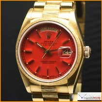 Rolex Day-Date 18K Yellow Gold Ref 18078/18000