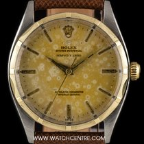 Rolex S/G Oyster Perpetual Retailed By Serpico Y Laino 1004