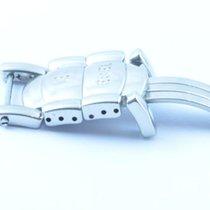 Ebel Faltschliesse 18mm Für Damen Uhr Beluga Manschette