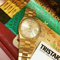 Rolex Day-Date Gold OysterQuartz