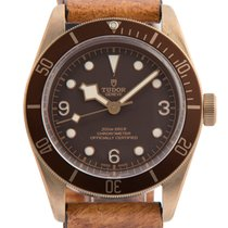 Tudor Heritage Black Bay Bronze, Ref: 79250BM with Box &...