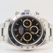 Rolex Daytona  Zenith Patrizzi Dial  Ref 116520 Service Paper...