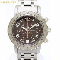 Hermès エルメス クリッパー ダイバークロノグラフ CP2.941