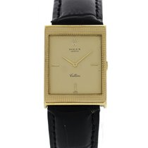 Rolex Cellini 18K Yellow Gold