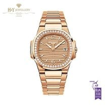 Patek Philippe Nautilus Rose Gold - 7010/1R-012 [DOUBLE SEALED]