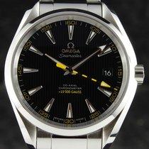 Omega Seamaster Aqua-Terra Co-Axial 15'000 Gauss