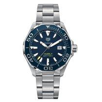 TAG Heuer Aquaracer 43mm Date Automatic Mens Watch Ref...