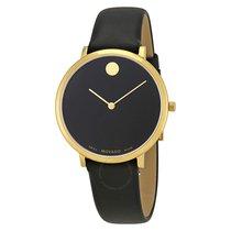 Movado Museum 70th Anniversary Black Dial Men's Watch