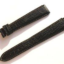 Zenith Hai Band Armband Schwarz Black 18 Mm Für Dornschliesse...