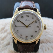 Rolex EATONS 6222 Quarter Century Club with 14K Yellow Gold Case