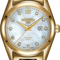 Roamer SEAROCK LADIES 34 MM 203844 48 19 20 Damenarmbanduhr...