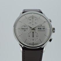 Junghans Meister Chronoscope Tag-Datum Automatik
