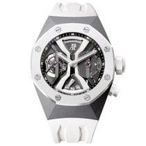 Audemars Piguet Royal Oak Concept GMT Tourbillon Skeleton Dial...