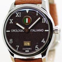 Egotempo PRELUDIO  (Brown dial,  orologio italiano)