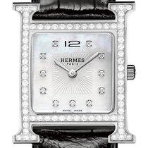 Hermès H Hour Quartz Medium MM 036880WW00