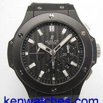 Hublot Big Bang Evolution Black Magic