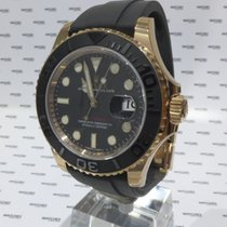 Rolex Yacht Master Everose Gold Ceramic Bezel -  116655